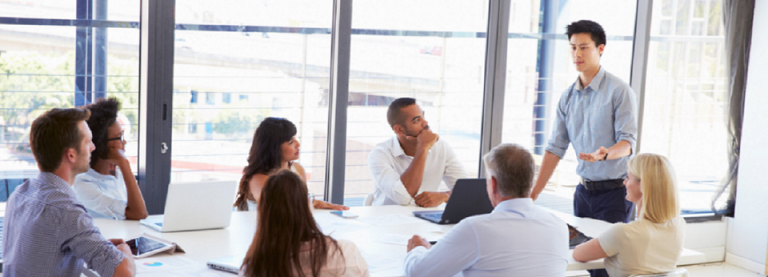 Leadership and Management Training For The Business
